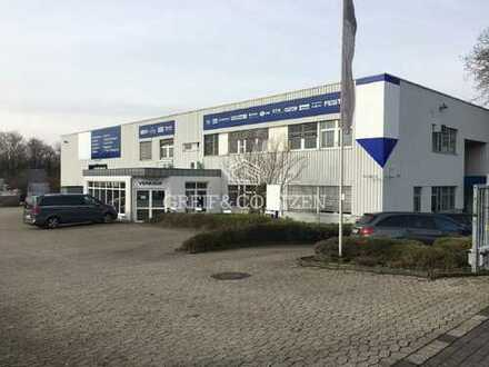 ALLEINAUFTRAG ++ Sale & Lease Back-Gewerbeanlage + unbebautes Grundstück
