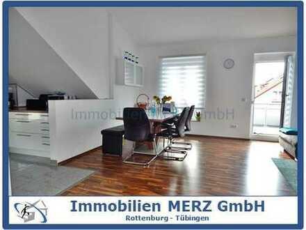 ~~Herrenberg - Großzügige Dachgeschoss-Maisonettewohnung mit 2 TG-Stellplätzen - frei werdend~~