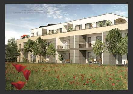 Erstbezug: freundliche 2-Zimmer-Wohnung mit Balkon in Hamminkeln Mehrhoog