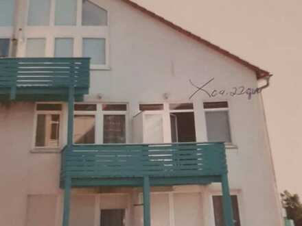 Attraktive 1-Zimmer-Wohnung mit Balkon und EBK in Bayern - Bayreuth