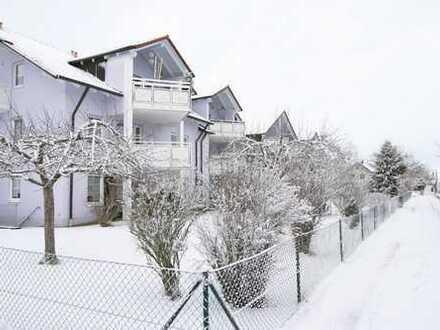 Charmante 3 ZKB-Wohnung mit sonnigem Südbalkon