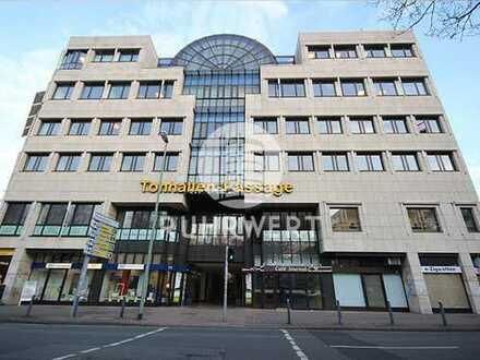 Zentrale Lage: Attraktive Einzelhandelsflächen zwischen FORUM und HBF !!