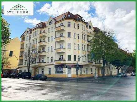 Kompakte, sehr gemütliche 2-Zimmer Wohnung in Wedding - Bezugsfrei ab 01.12.2020!