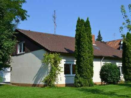 Einfamilienhaus zur Miete in KA-Mühlburg - Einmalige Gelegenheit mit traumhaftem Gewölbekeller