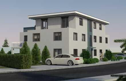 Penthouse - Neubau - ETW im massiv gebauten MFH in zentraler Lage von Markt Bürgstadt