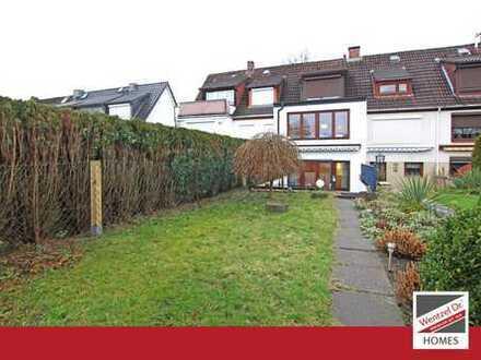 PROVISIONSFREI für Käufer – Sehr gepflegtes und modernisiertes Mittelreihenhaus in Hamburg-Billstedt