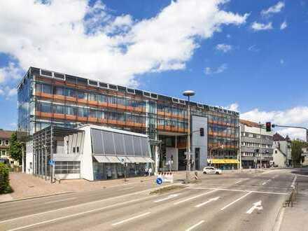 Modern und zentral - Großzügige Büroräumlichkeiten im Neuen Tor am Rathaus