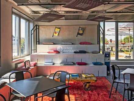Co-Office statt Home Office - finde deine flexible Büroalternative im schicken Serviced Space
