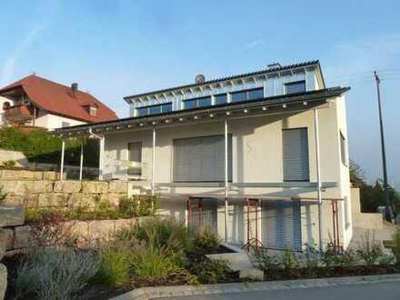 ERSTBEZUG! Exklusive 5 Zimmer-Wohnung mit sonniger Terrasse, Einbauküche, Wfl. 172m²