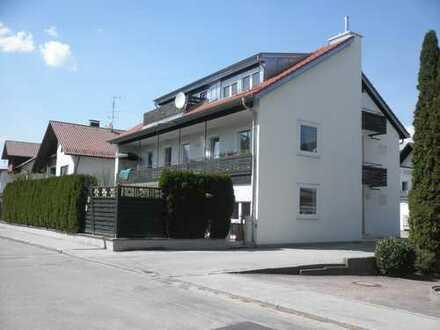 Schöne vier Zimmer Wohnung in Unterallgäu (Kreis), Bad Wörishofen