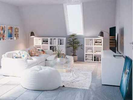 """""""Gersthofen FOR YOU"""" - Exklusive 3-Zimmer-Wohnung mit eigener Ankleide, Dachterrasse und Gäste-WC"""