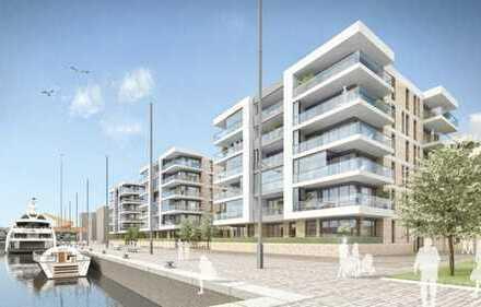 Exklusive, neuwertige 4-Zimmer-Wohnung mit umlaufendem Balkon und EBK in Bremerhaven