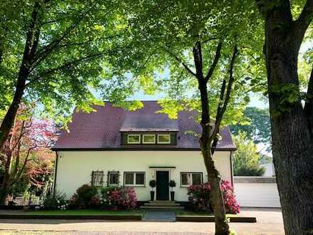 Freistehendes Familienidyll mit großem Garten in bevorzugter Wohnlage von Alt Homberg