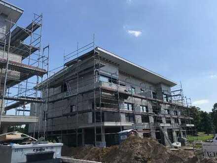 Erdgeschoss NEUBAU-Wohnung mit Terrasse und eigenem Garten: Wohnen Am Gut Vogelsang!