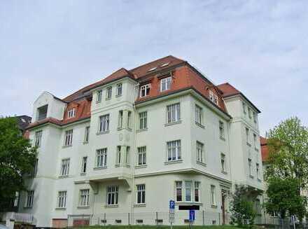 Schöne Erdgeschosswohnung in Zwickau als Kapitalanlage zu verkaufen