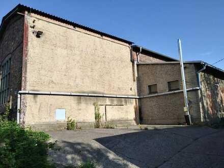 Werkstattgebäude in Hettstedt