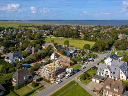 Neubauhaushälften im Dorfkern von Morsum (Dauer- und Ferienwohnung)