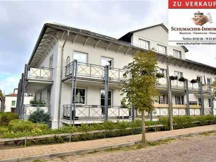 Reserviert!!! Wohntraum mit zwei Balkonen im Zentrum von Göhren/Rügen