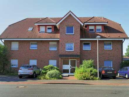 Schöne 2-Zimmer Wohnung in zentraler Lage in Bad Bentheim!