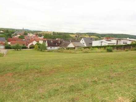 Baugrundstück für große Villa mit Pool, Garage in ruhiger sonniger Lage; Baugenehmigung liegt vor.