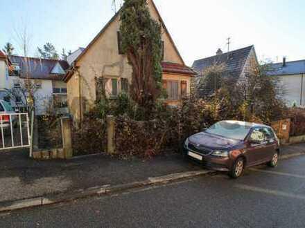 Grundstück in ruhiger, zentrumsnaher Lage von Albstadt