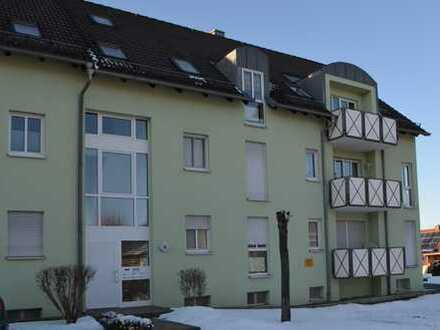 Dachgeschosswohnung mit herrlicher Galerie im Herzen von Naila