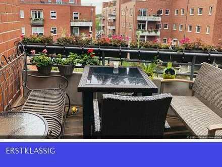 +Unvermiete Eigentumswohnung mit 2 Balkonen in Biesdorf+