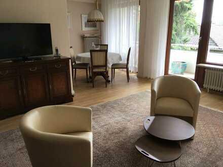 Komplett ausgestattete 2,5-Zimmer-Wohnung mit Balkon und EBK in Barsbüttel