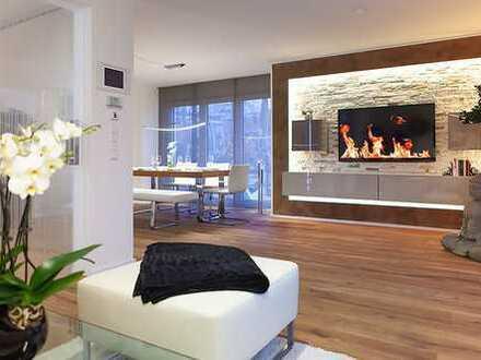 Große Dachterrassenwohnung - eine komplette Etage für Sie allein! Bequem Wohnen inkl. Lift