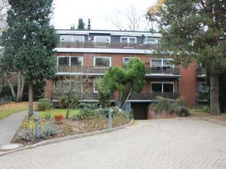 Großzügige 3-Zimmer Wohnung mit Südbalkon in ruhiger Lage von Rissen