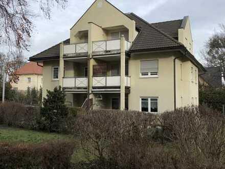 Schönes Wohnen in zentraler Lage von Dresden - Strehlen !