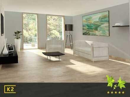 Marienburg - Exklusive 2-Zimmerwohnung mit Balkon und großer Dachterrasse - Neubau Architektenhaus