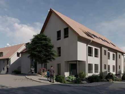 ETW 14 * KFW 40 Plus * Tolle 3-Zi.-Wohnung mit Balkon - und 30000 Euro Zuschuss vom Staat!