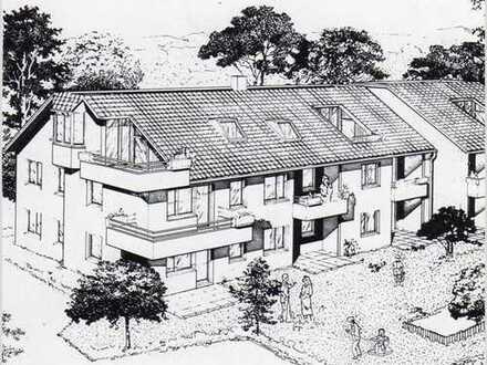 Gepflegte 2-Zimmer-Wohnung mit Süd-Balkon und EBK in Rutesheim