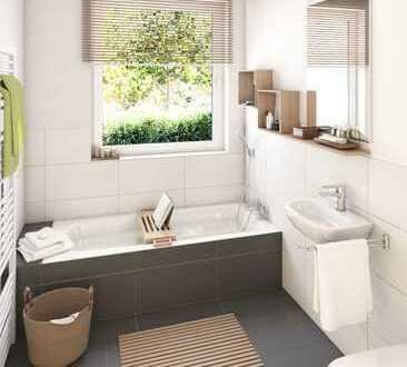 Neu: Schöne 2-Zimmer-EG-Wohnung mit Privatgarten - Quartier Glashütte Achern