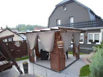 Doppelhaushälfte: 138m² mit Flair und großem Garten in Gauangelloch