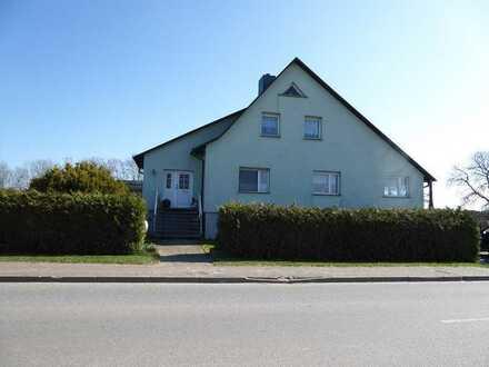 großzügiges Einfamilienhaus mit Lager- und Werkstattbereich in der Mecklenburgischen Seenplatte