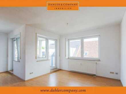 Lichtdurchflutete Eigentumswohnung mit Süd/Ost Balkon im Zentrum von Ludwigsfeld!