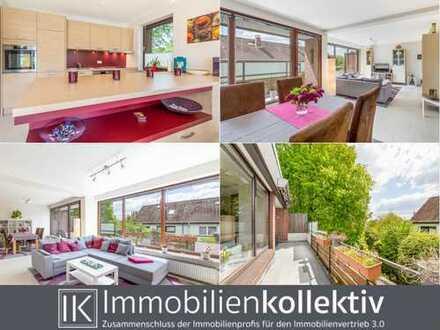 TOP modernisiert:ca. 122 qm Wohn-/Nutzfläche, Stellplatz, großer Balkon & 2 Keller in Zentrumslage!