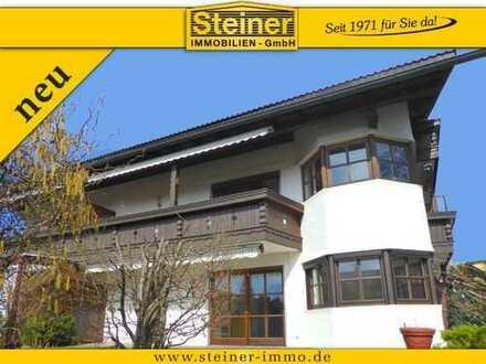 2-Zimmer-Erker-Wohnung ca. 60 m², Hobbyraum/DU, Eck-Terrasse, Garten, Keller, Einzel-Garage a.W.
