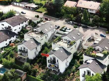 über den Dächern von Lörrach...
