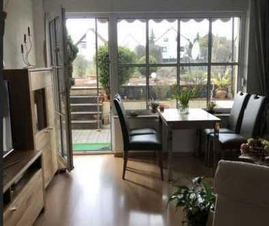 2-Zimmer-Terrassenwohnung mit Terrasse, Gartenanteil und Kfz.-Stellplatz als Kapitalanlage zu verkau