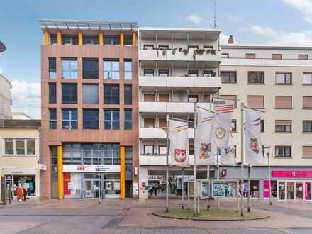 Attraktive Büroflächen in der Fußgängerzone - Provisionsfrei direkt vom Eigentümer