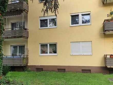 1 Zimmer Whg. mit Balkon und Einbauküche in Müllheim