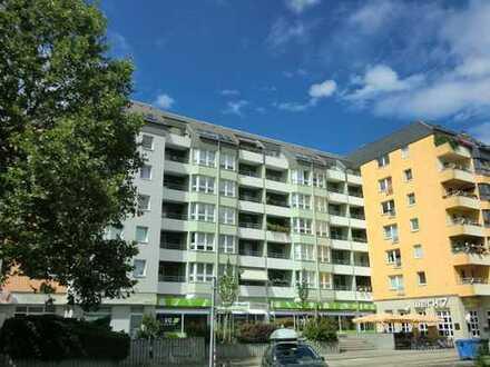 Dresden-Johannstadt: 3 Zimmer mit Balkon