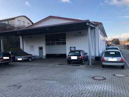 Gewerbeimmobilie in Aldingen zum Verkauf