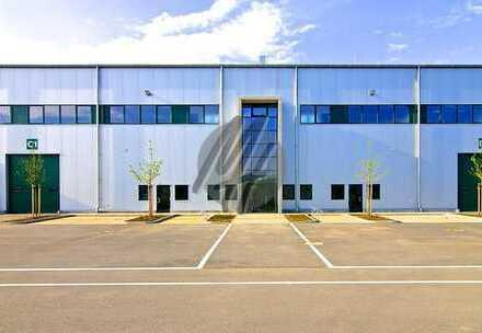 PROVISIONSFREI! NEUBAU! Lager-/Logistik (4.500 qm) & Büro-/Sozial (500 qm) zu vermieten