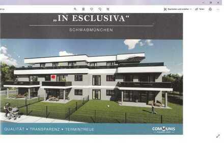 Erstbezug: 2 Zi. Wohnung mit EBK, 61 qm, in 86830 Schwabmünchen