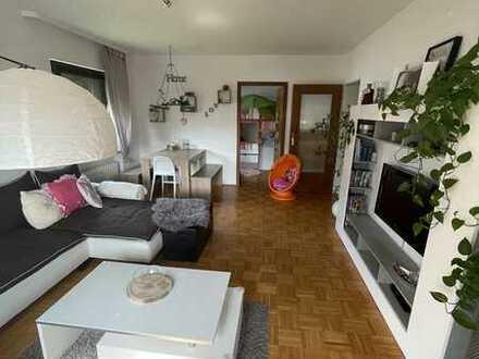 Gepflegte Wohnung mit drei Zimmern und Balkon in Ebermannstadt