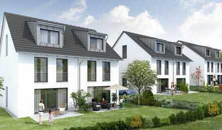 Familienfreundliche Doppelhaushäfte in Ettlingen-Schöllbronn - Erstbezug März 2020